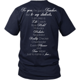 To You Teacher T-Shirt