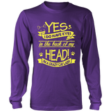 Yes I Do Have Eyes Cat Lady T-Shirt