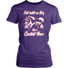 Hell Hatch No Fury Horse T-Shirt