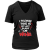 This Is My Last Glass Of Wine T-Shirt