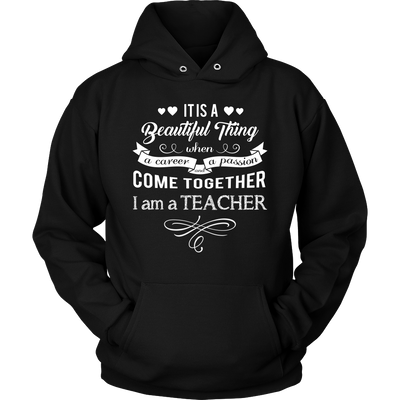 Beautiful Thing Teacher T-Shirt