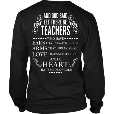 Let there be Teachers T-Shirt