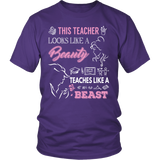 Look Like A Beauty Teacher T-Shirt
