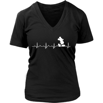 Mickey Heartbeat T-Shirt