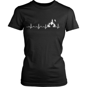 Castle Heartbeat T-Shirt