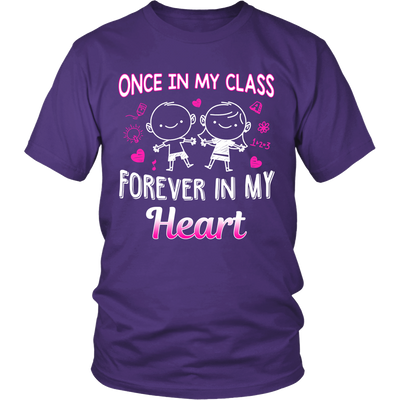 Once In My Class Teacher T-Shirt