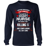 Grumpy Nurse T-Shirt