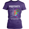 Positivity Teacher T-Shirt