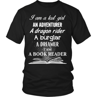 I am a Book Reader