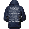 In This House T-Shirt