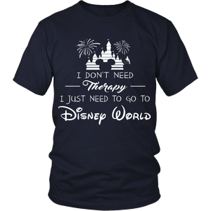 Go To Disney World T-Shirt