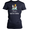 I Just Need to Read My Books Reading T-Shirt/Hoodie/Long sleeves/V-Neck