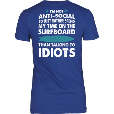 Anti-social Surfer T-shirt