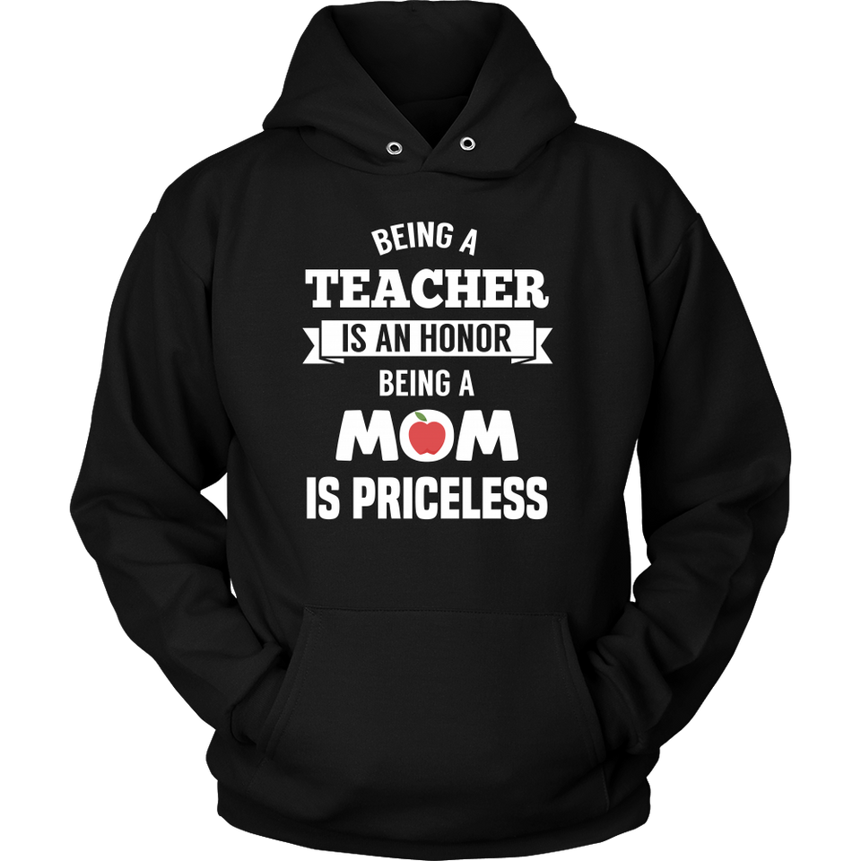 Being A Teacher Mom Teacher T-Shirt