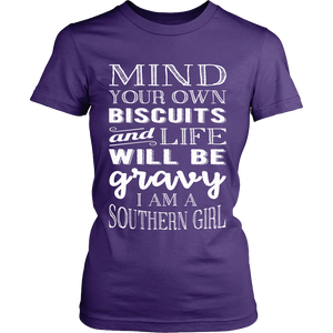 Mind Your Own Biscuits T-Shirt