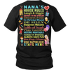 House Rules NANA T-Shirt/Hoodie/Long sleeves/V-Neck