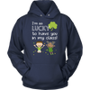 I AM SO LUCKY TEACHER 2 T-SHIRT