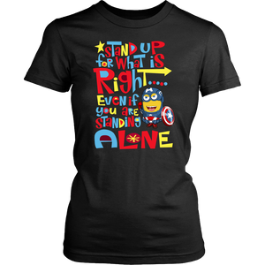 Stand Up For Teacher T-Shirt