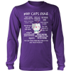 Why Cats Rule T-Shirt