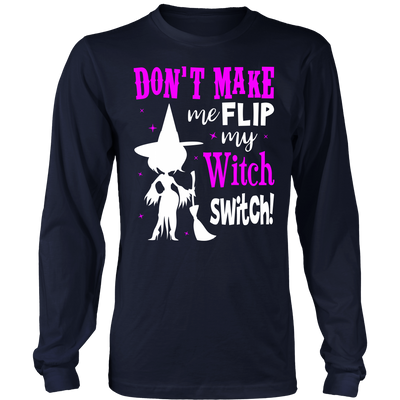 Don't Make Me Flip Teacher T-shirt
