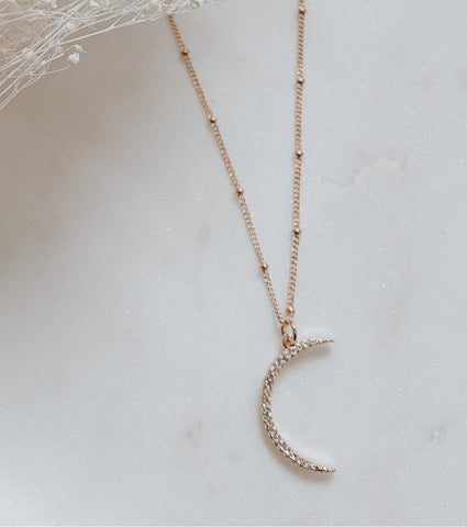 The Celeste Necklace - mini