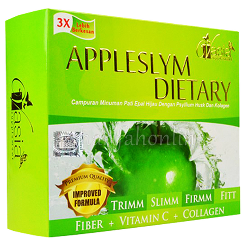 APPLESLYM DIETARY VASIA
