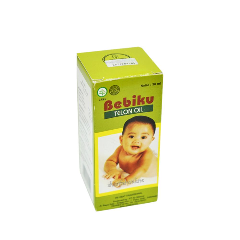 BEBIKU TELON OIL 30ML - SharifahOnline