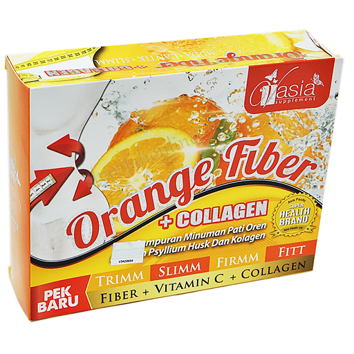 ORANGESLYM COLLAGEN VASIA - SharifahOnline