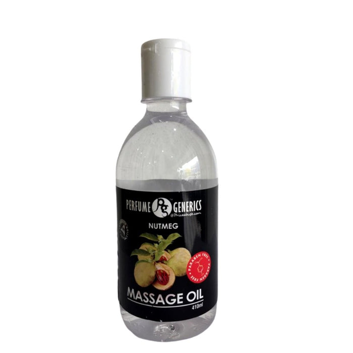 SUNFLOWER NUTMEG MASSAGE OIL 410ml