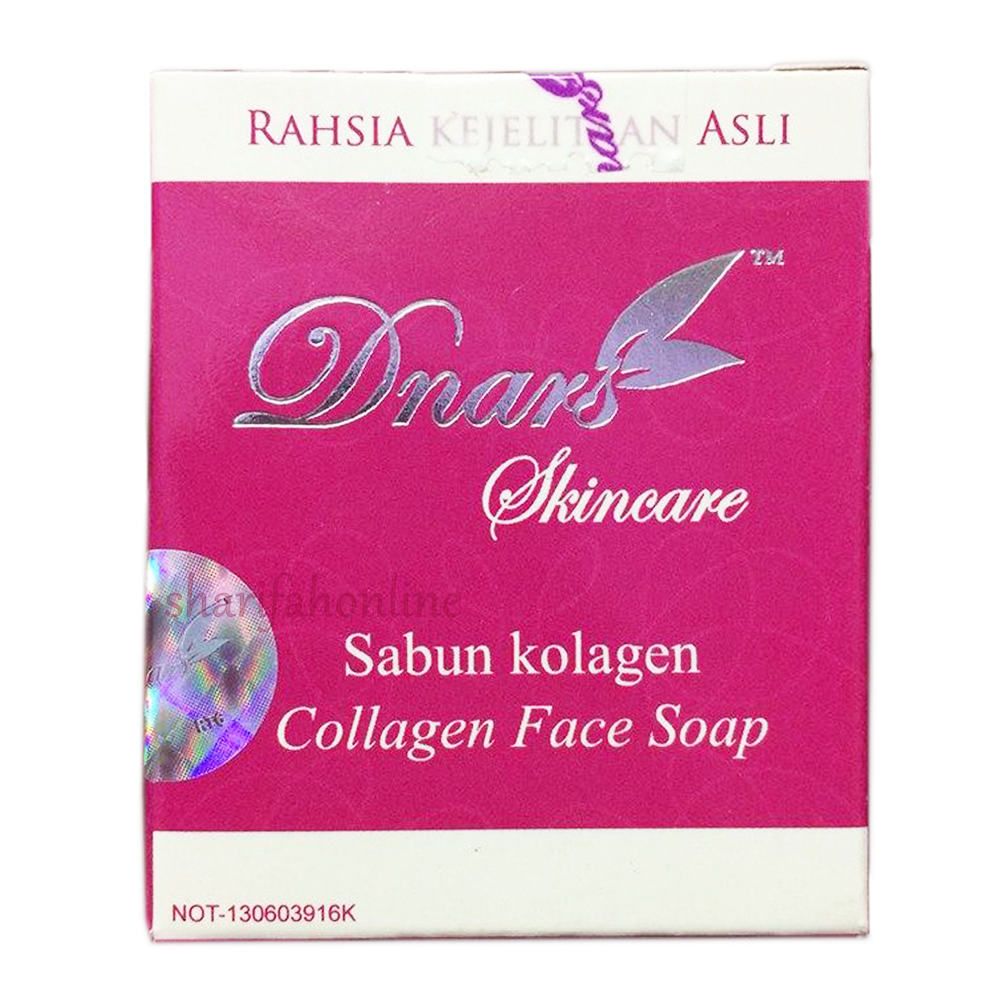 SABUN COLLAGEN DNARS - SharifahOnline