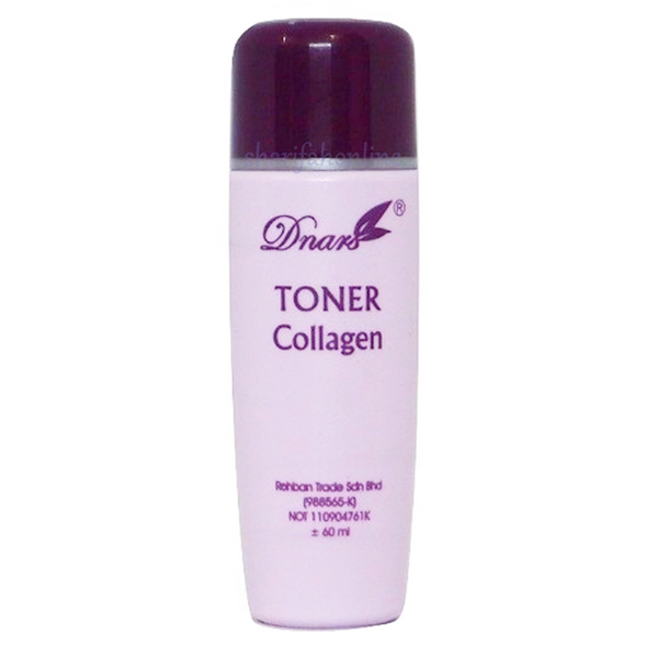 TONER COLLAGEN DNARS - SharifahOnline