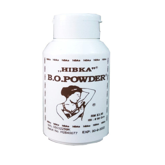 HIBKA B.O. POWDER 70gm
