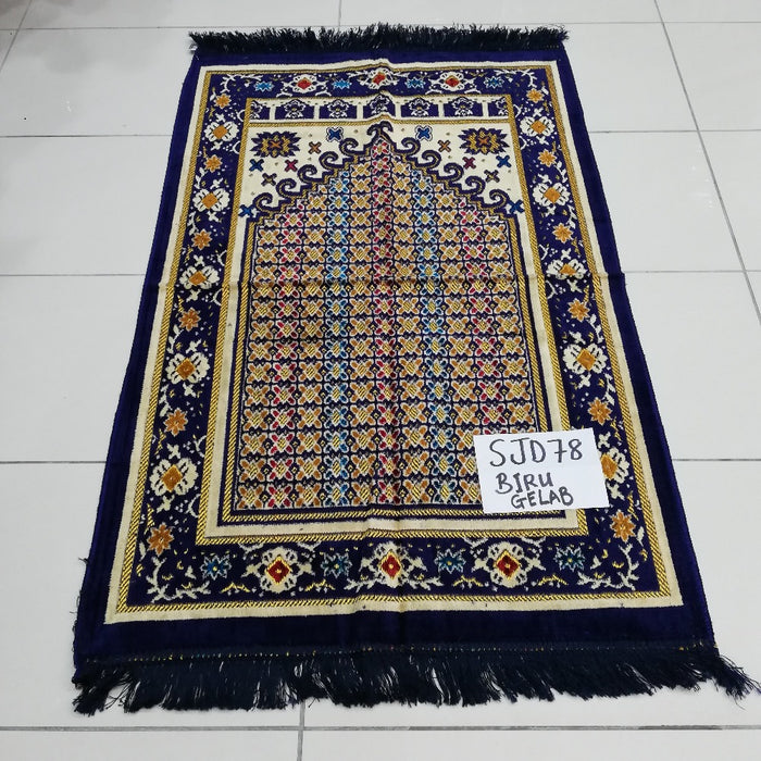 SEJADAH MULTI COLOUR /JAHABERSA