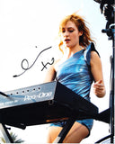 EMILY HAINES SIGNED METRIC 8X10 PHOTO