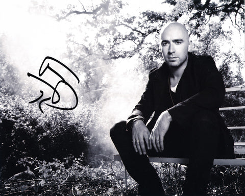 ED KOWALCZYK SIGNED LIVE 8X10 PHOTO 2
