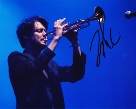 ZACH CONDON SIGNED BEIRUT 8X10 PHOTO