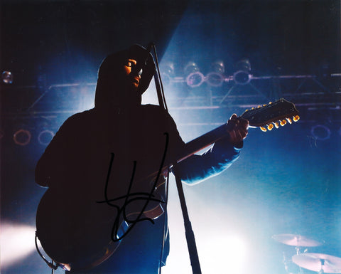 STEPHAN JENKINS SIGNED THIRD EYE BLIND 8X10 PHOTO 2