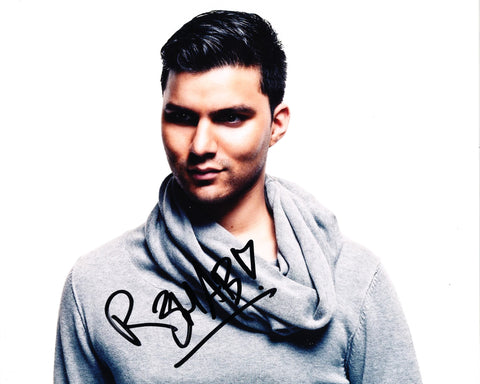 R3HAB SIGNED 8X10 PHOTO FADIL EL GHOUL