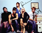 THE SOUNDS SIGNED 8X10 PHOTO