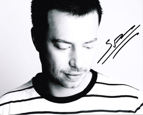 SANDER VAN DOORN SIGNED 8X10 PHOTO 2