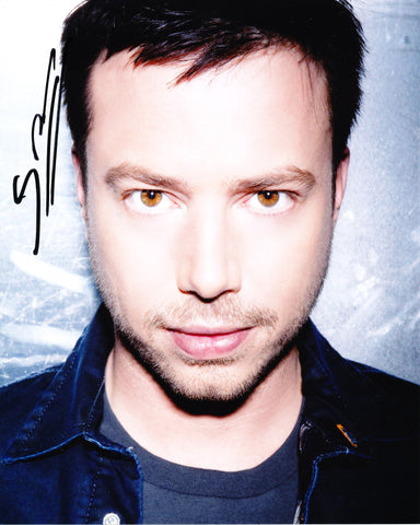 SANDER VAN DOORN SIGNED 8X10 PHOTO 5
