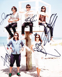 FAMILY OF THE YEAR SIGNED 8X10 PHOTO 2