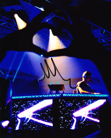 ARMIN VAN BUUREN SIGNED 8X10 PHOTO 9