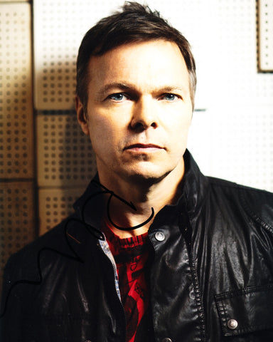 PETE TONG SIGNED 8X10 PHOTO 2