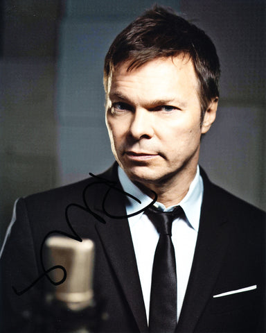 PETE TONG SIGNED 8X10 PHOTO 3