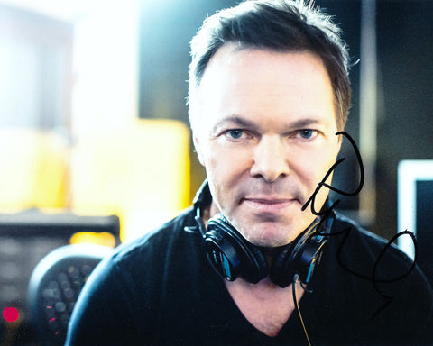 PETE TONG SIGNED 8X10 PHOTO 8