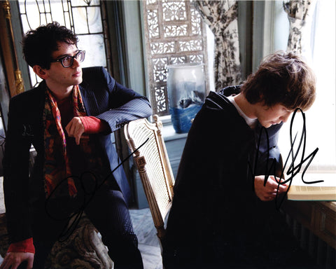 MGMT SIGNED 8X10 PHOTO 4