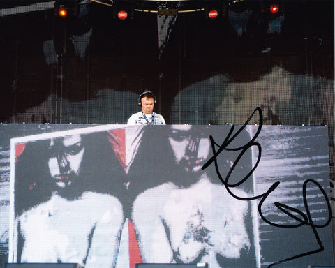PETE TONG SIGNED 8X10 PHOTO 10
