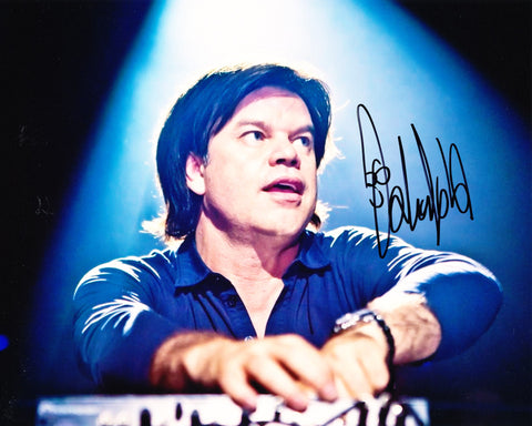 PAUL OAKENFOLD SIGNED 8X10 PHOTO