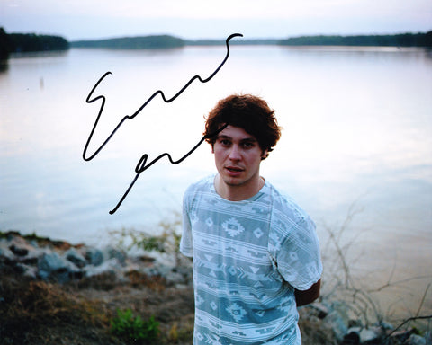 WASHED OUT SIGNED 8X10 PHOTO ERNEST GREEN 3